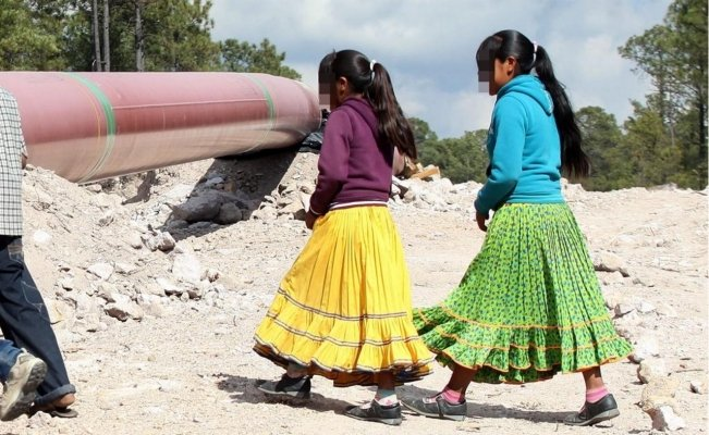 Girls sold and traded for livestock in indigenous communities