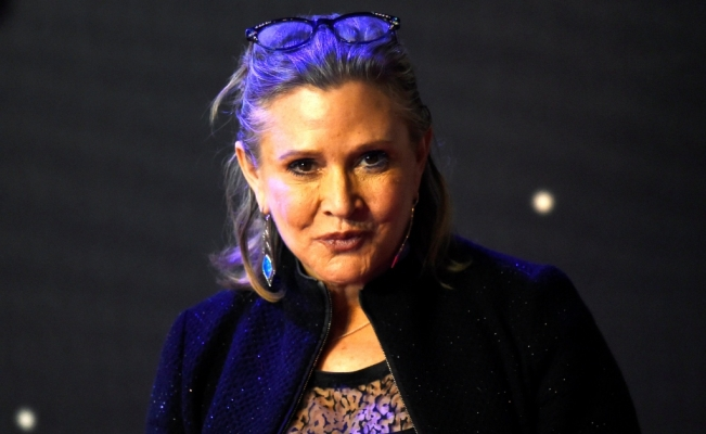 "Muere la actriz Carrie Fisher, la princesa Leia de ""Star Wars"""