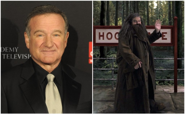 "Robin Williams fue rechazado para actuar en ""Harry Potter"""