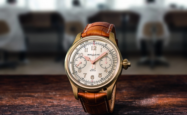 Minerva 1858 Chronograph Tachymeter Limited Edition