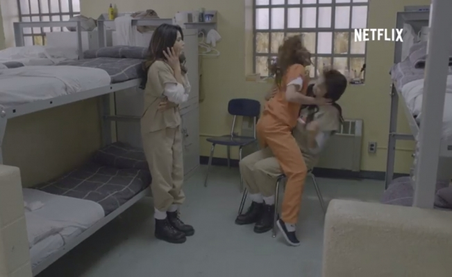 'Soraya Montenegro' es viral con corto de 'Orange is the New Black'