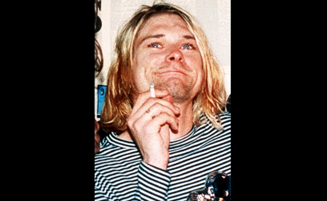 Video inédito de Kurt Cobain antes de