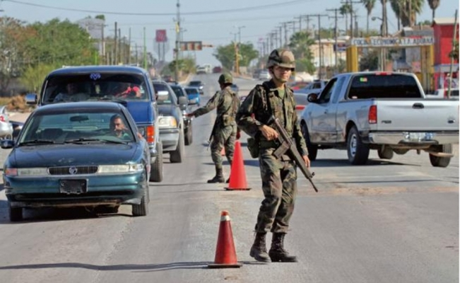 City of Reynosa affected by internal feuds within Gulf Cartel