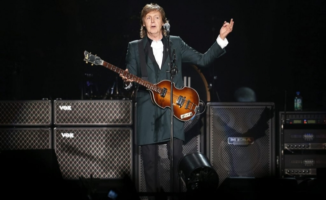 Paul McCartney, invitado en nuevo disco de Foo Fighters