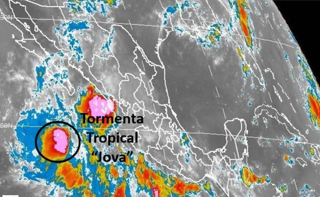 Pronostican tormentas intensas por Franklin