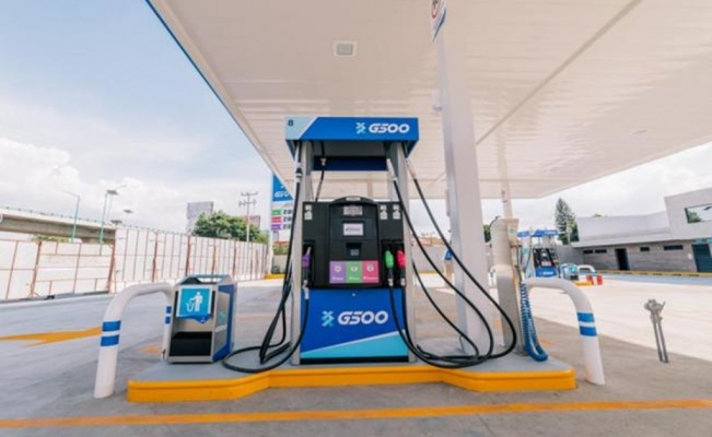 G500 Network opens its first gas station in Mexico