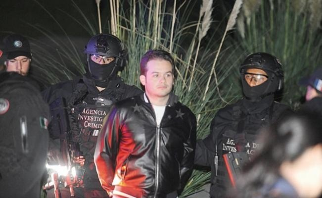 Over a dozen drug lords arrested in Mexico City