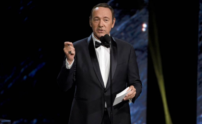 La carrera de Kevin Spacey, en jaque