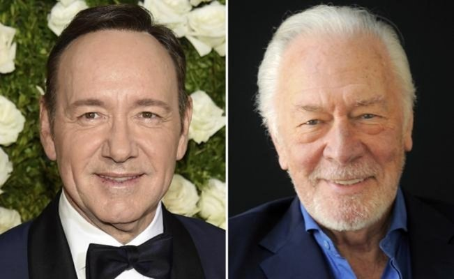 Ridley Scott cuts Spacey from his film