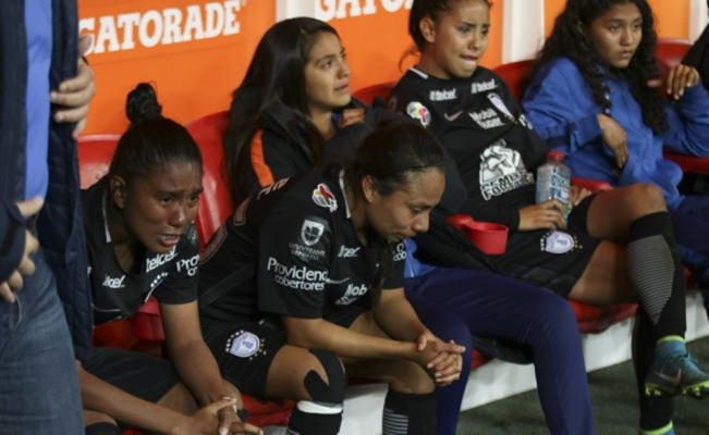 Massive gender pay gap in Mexico's football