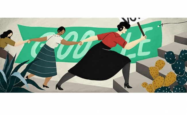 Google homenajea a Elvia Carrillo Puerto, primera mexicana sufragista