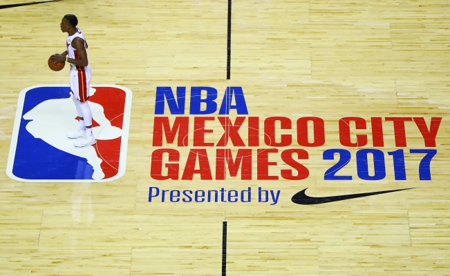 México estará en el NBA All Star Game