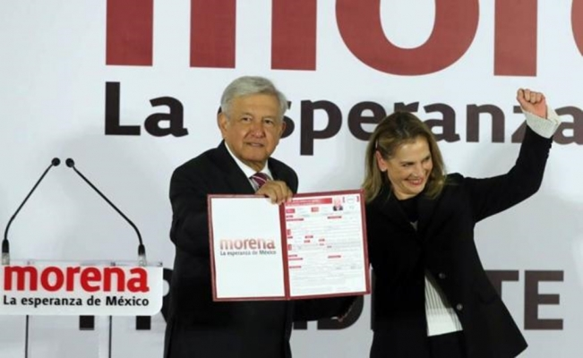 The ten proposals of AMLO's pre-campaign