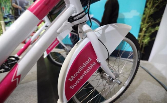 Mexico City ready for first public electric bikes