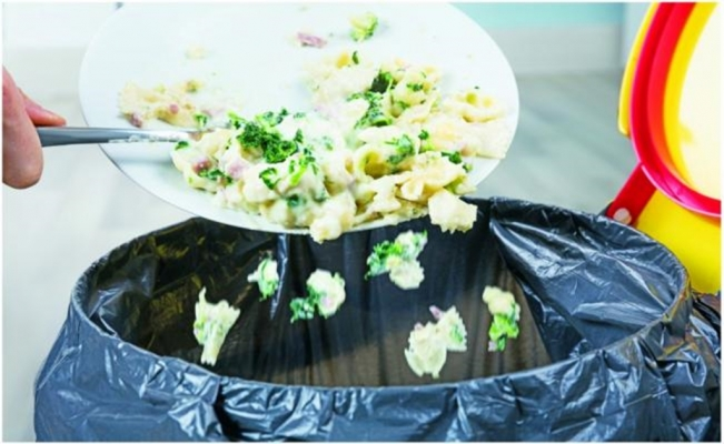 What to do with food waste?