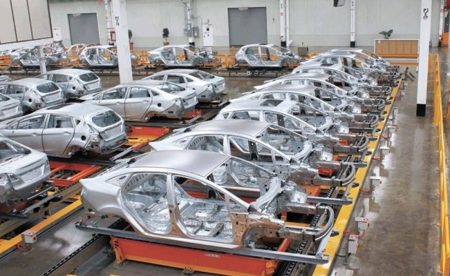 Mexican automotive industry surged in 2017