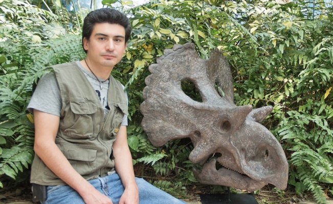 New dinosaur discovered in Mexico
