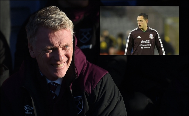 David Moyes negó posible salida de Chicharito del West Ham