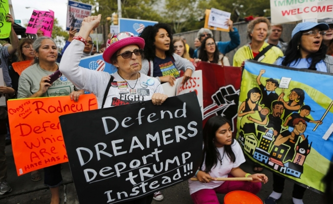 Will the Dreamers survive their President's racism?