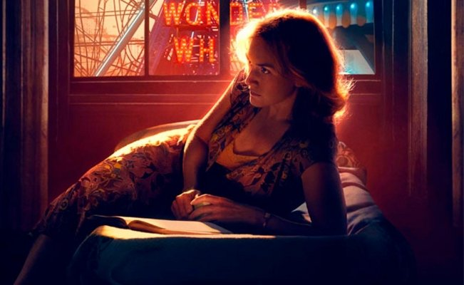Wonder Wheel: pasión en rojo