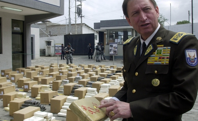 Mexican drug cartels and their operations in Ecuador