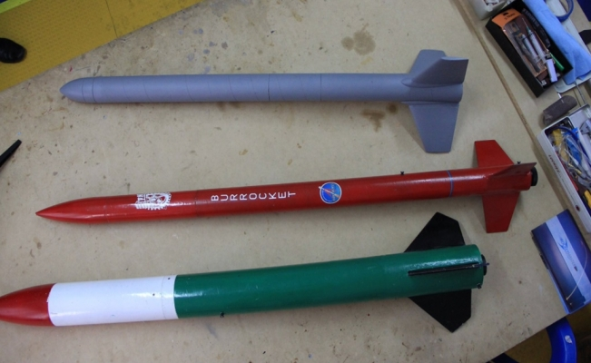 IPN students develop a sounding rocket of sorts