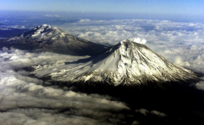 Legend of Mexico's volcanoes is turned into a play