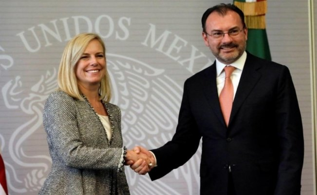 Mexico and the U.S. define border cooperation goals