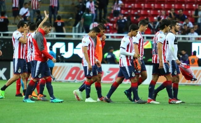 Chivas insulted the hand that feeds it