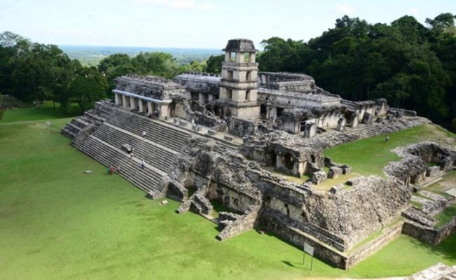 Palace & Pakal's Tomb to be restored