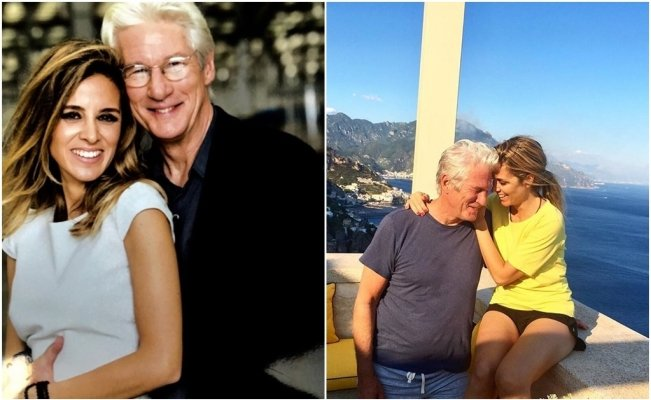 Richard Gere se casa