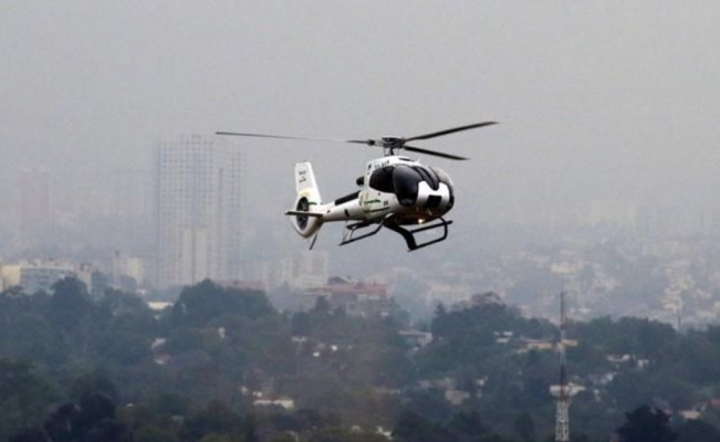 Helicopter booking app Voom launches in Mexico