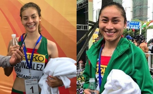 Mexican athletes win gold in China