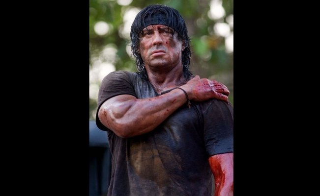 Rambo will cross the border to fight a drug cartel