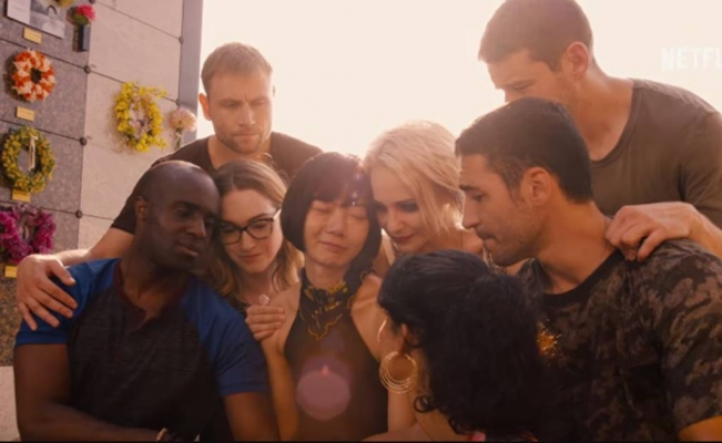 Mira el trailer del episodio final de Sense8