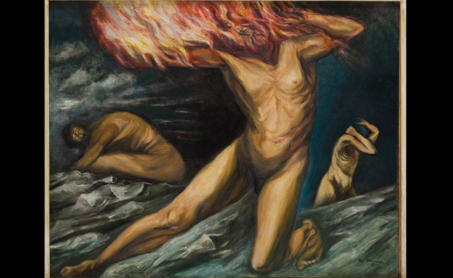 The works of Orozco, Rivera, and Siqueiros arrive in Italy