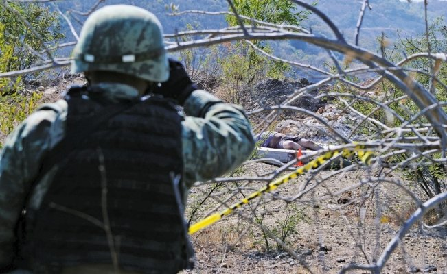 Mexican federal forces allegedly involved in disappearances