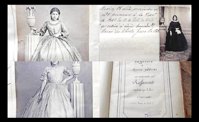 Faces of prostitution in 19th century Mexico