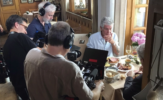 Anthony Bourdain, el defensor de los migrantes