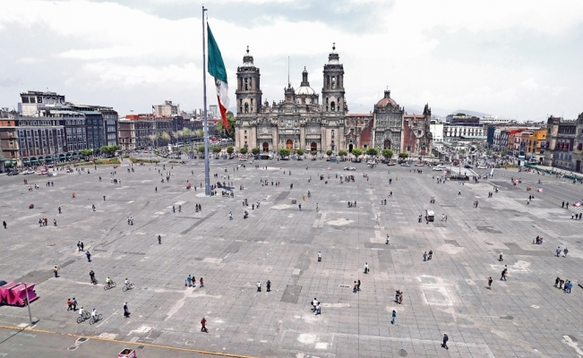 World Cup to be broadcast in Mexico City's main square