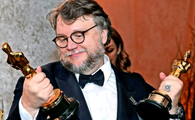 Guillermo Del Toro to have a star in Hollywood