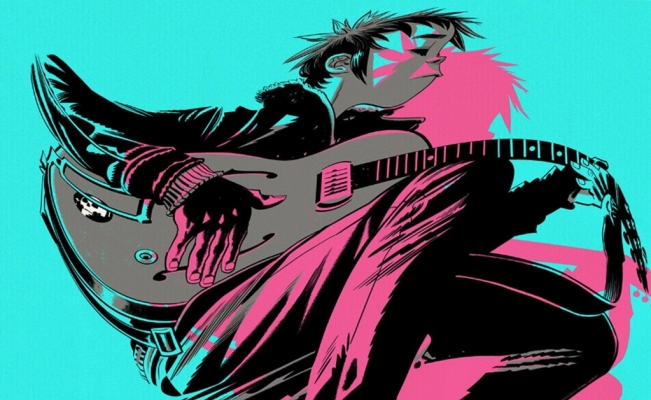 "Gorillaz lanza su nuevo disco ""The Now Now"""