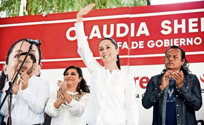 MORENA political party to govern 56 million Mexicans