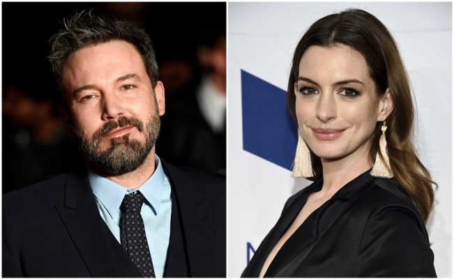 Ben Affleck protagonizará con Anne Hathaway 'The Last Thing He Wanted'