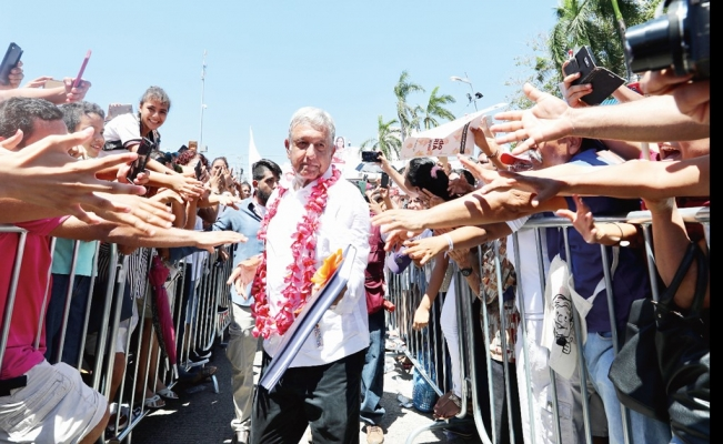 AMLO will slash 60% off his salary