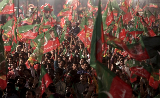 """Pakistan's elections marred by corruption, military """"engineering"""" and terrorism"""