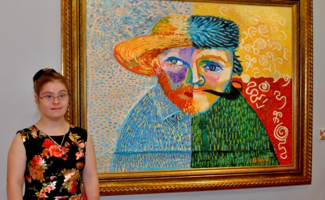 Down Syndrome artists present exhibition in Bellas Artes