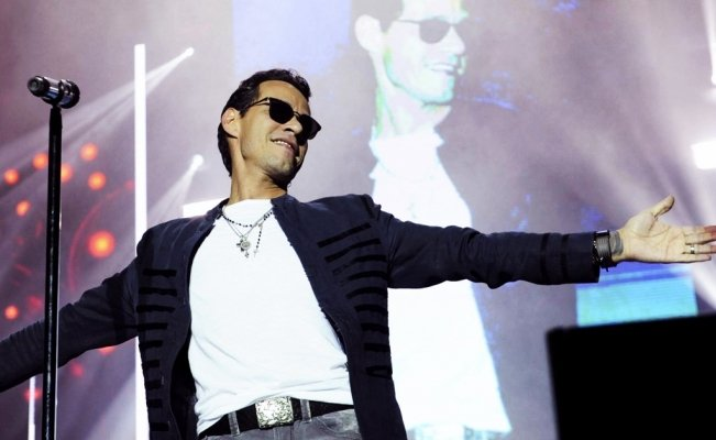 Marc Anthony in Mexico