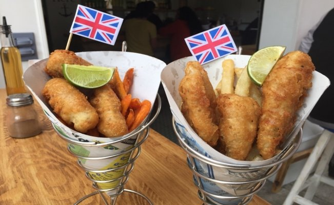 A little bite of England just opened in Mexico City!