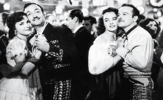 Infante and Negrete come back to the big screen